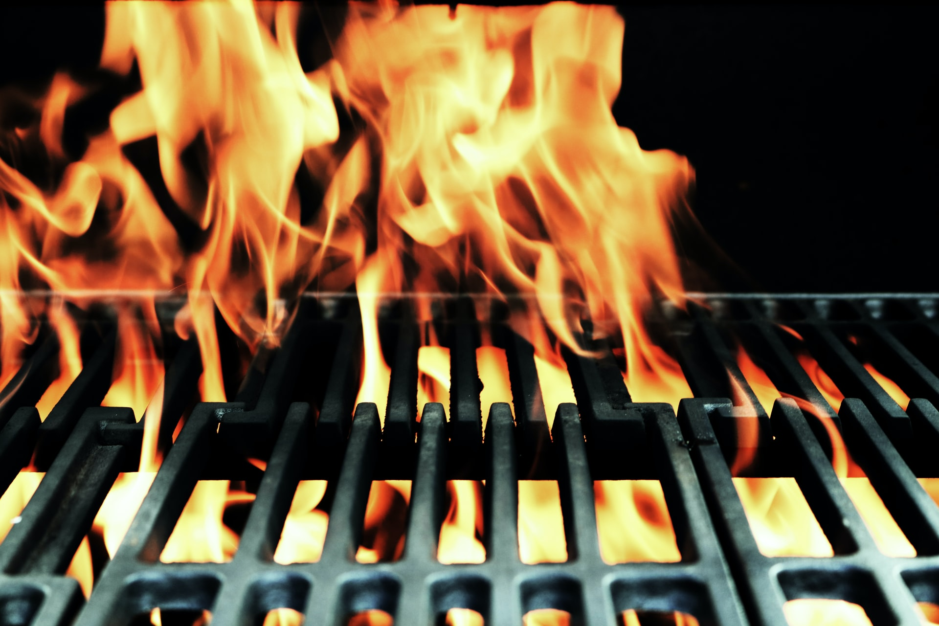 grill heating