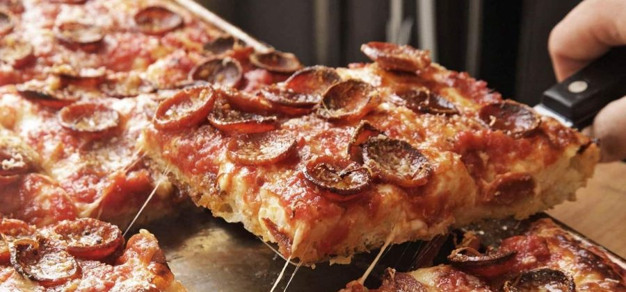 Tasty and Traditional Sicilian Pizza